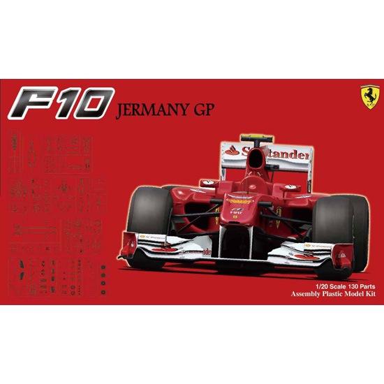 Fujimi Ferrari F10 (German GP)
