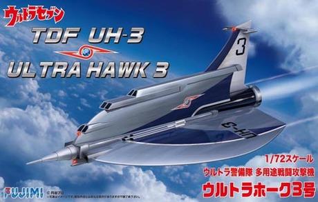 Fujimi Ultraman Hawk 3