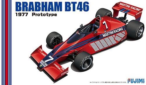 Fujimi 1/20 Brabham BT46 1977 Prototype