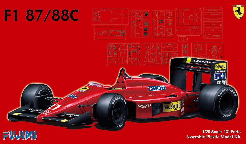 Fujimi F1-87/88C