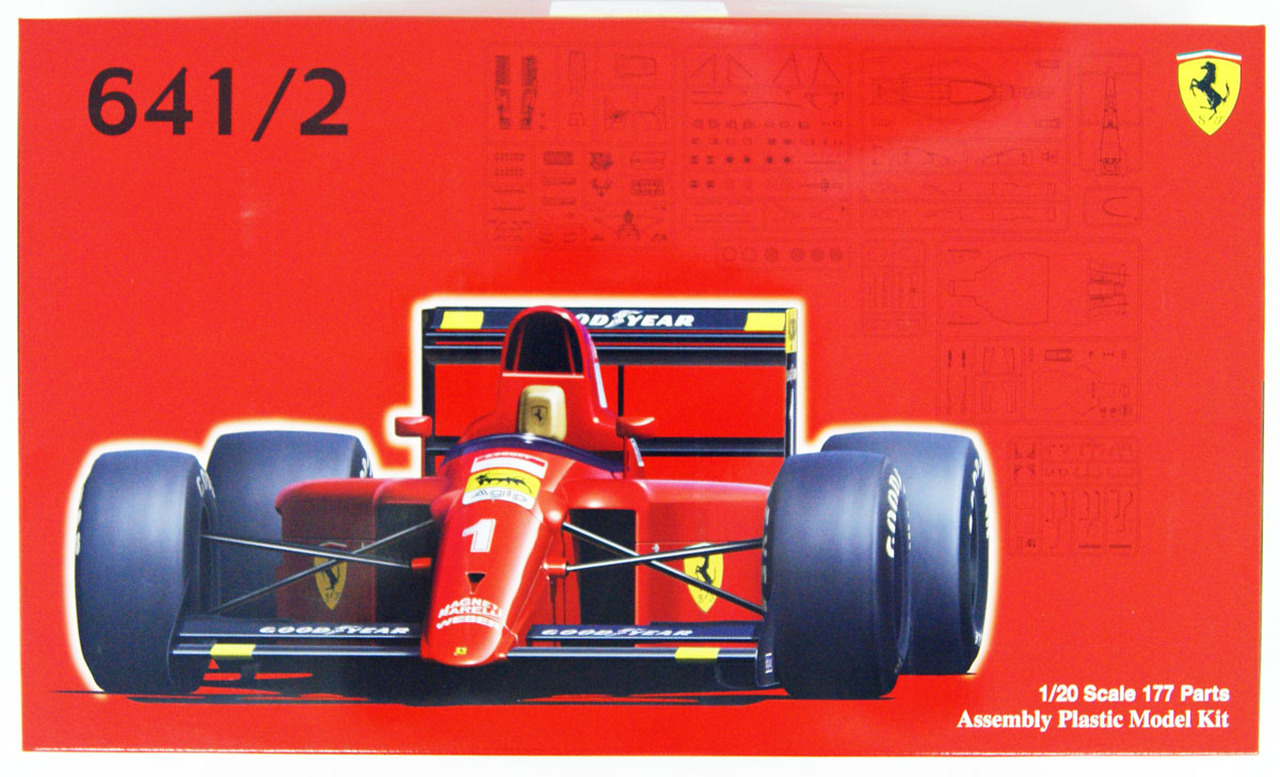 Fujimi 641/2 (Mexico GP/France GP)