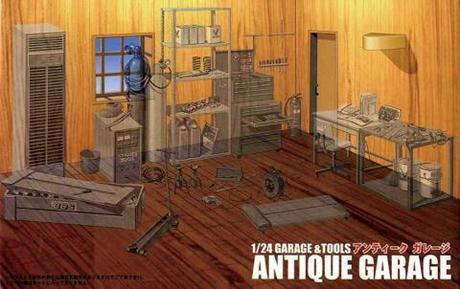 Fujimi Antique Garage
