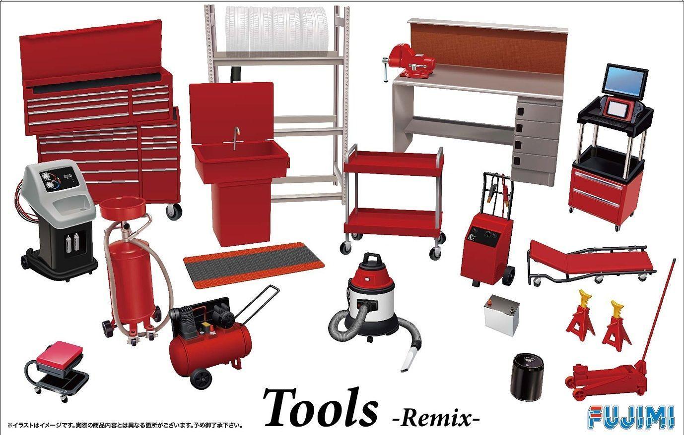Fujimi Tools remix