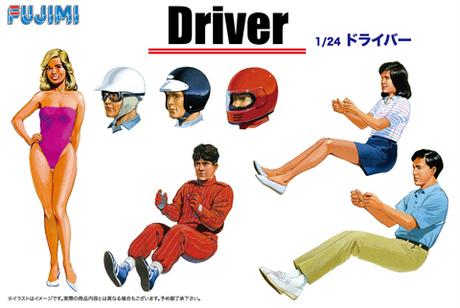 Fujimi Driver (Accessory)