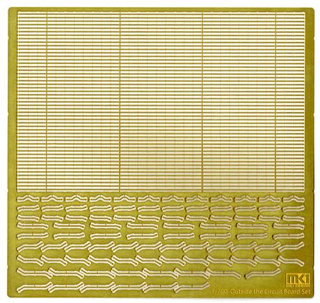 Fujimi 1/700 MS70007 IJN Outside the Circuit Board