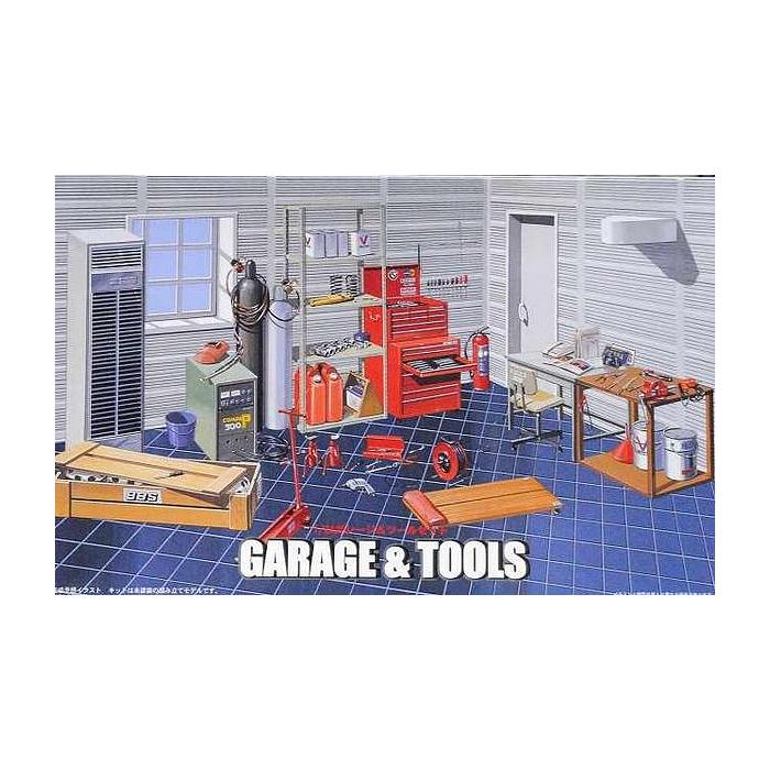 Fujimi Garage and Tool