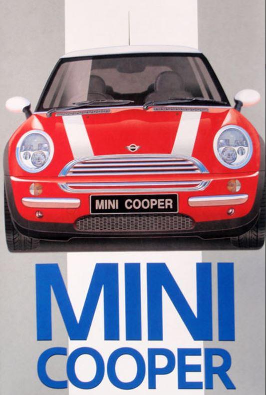 Fujimi 1/24 New Mini Cooper