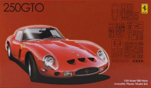 Fujimi 1/24 Ferrari 250 GTO