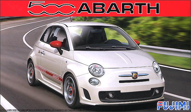 Fujimi 1/24 Abarth 500
