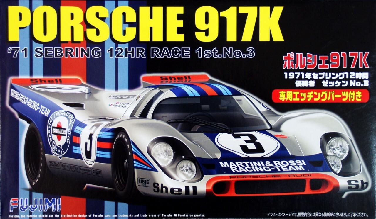 Fujimi 1/24 Porsche 917K DX