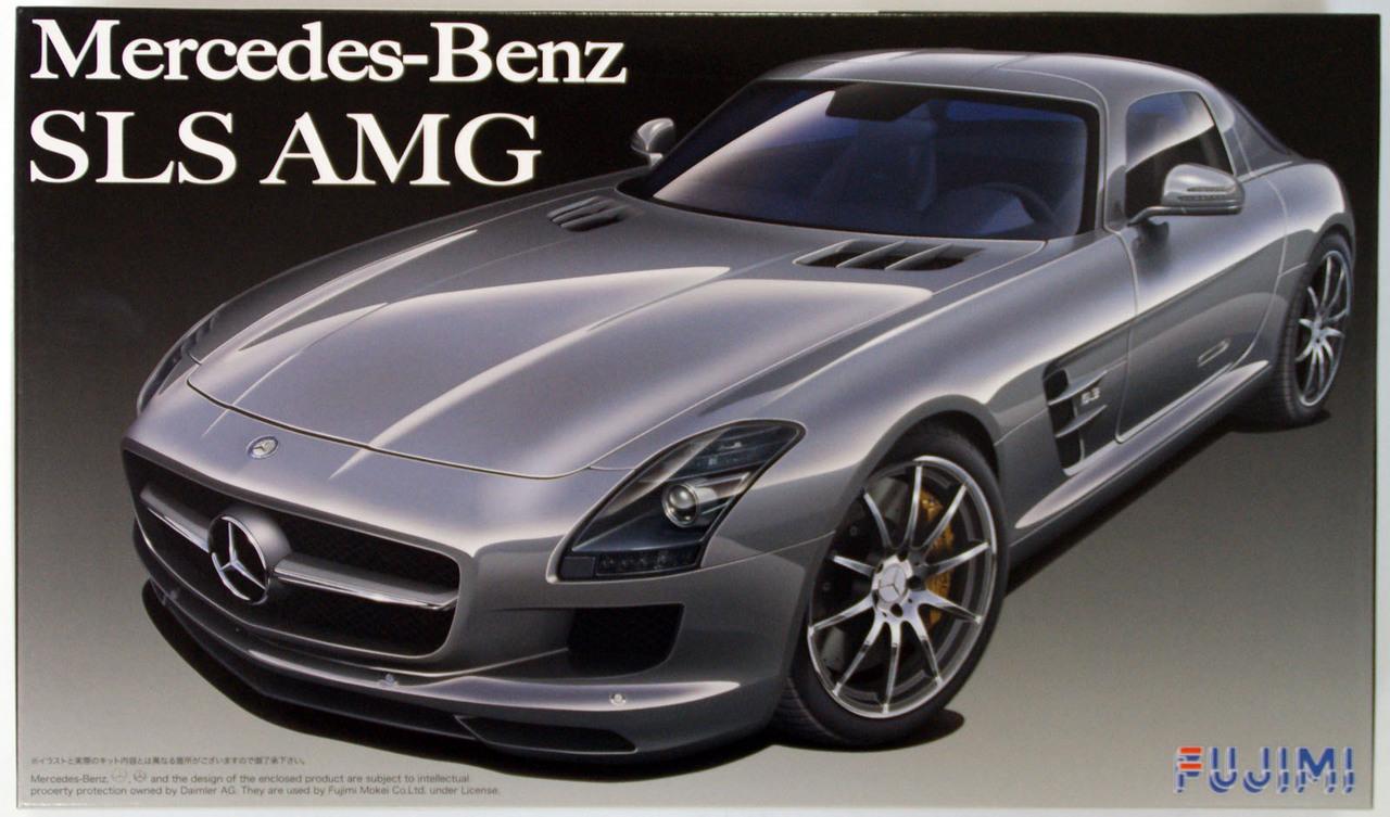 Fujimi 1/24 Mercedes-Benz AMG SLS