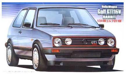 Fujimi 1/24 Golf GTI 16V