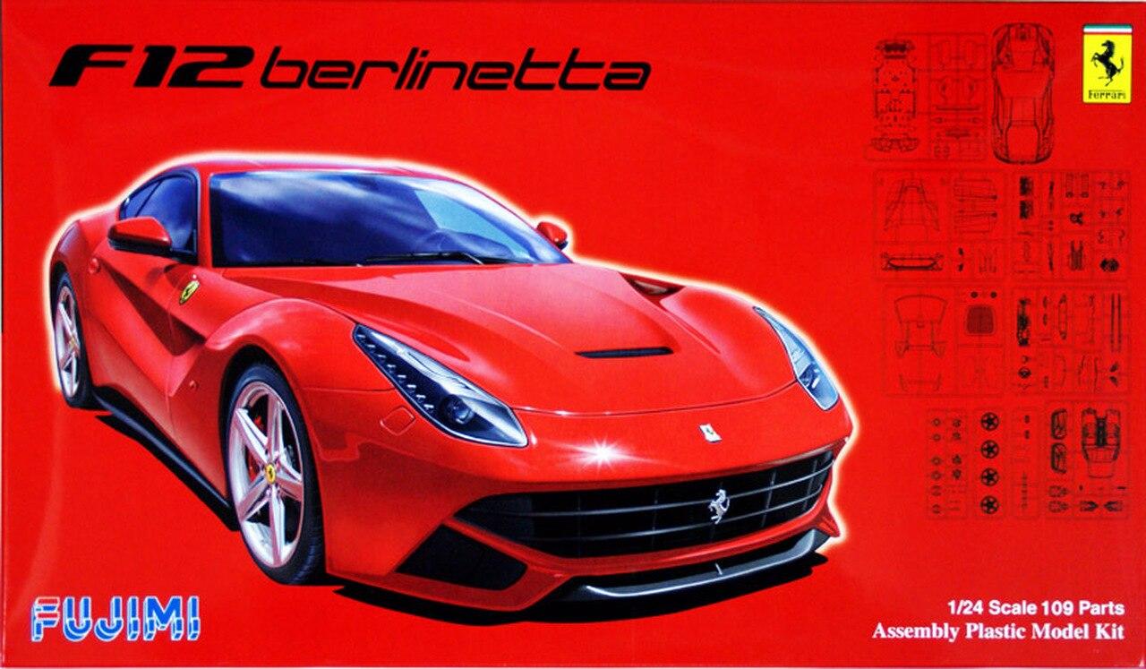 Fujimi F12 Berlinetta