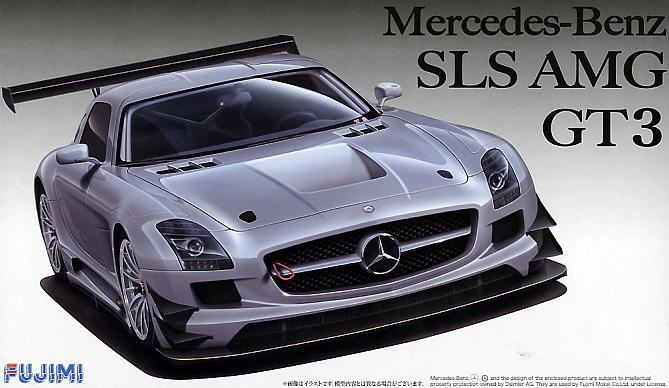 Fujimi 1/24 Mercedes-Benz SLS AMG GT3