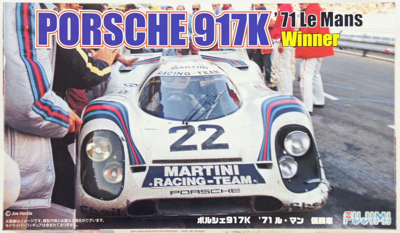 Fujimi Porsche 917K `71 Le Mans Winner