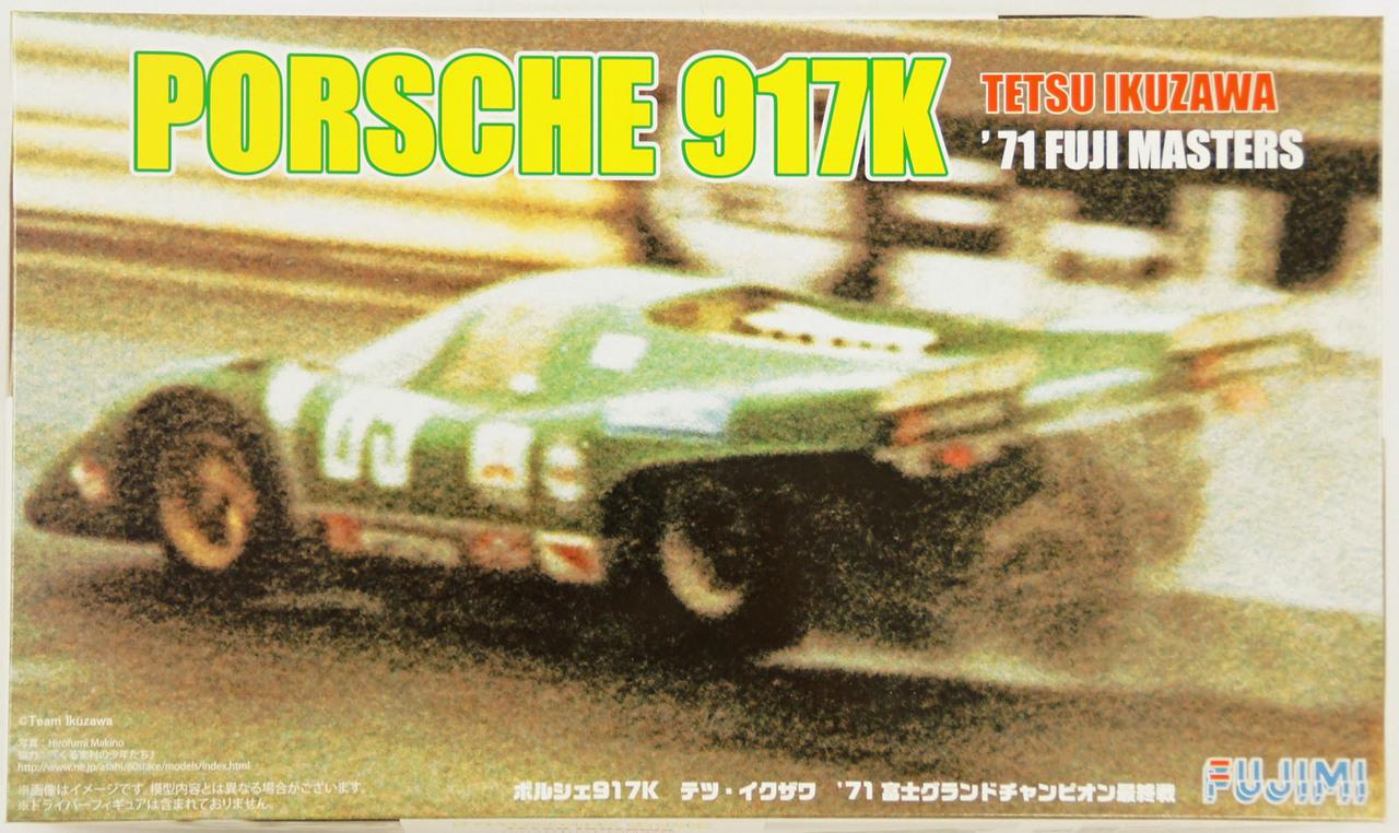 Fujimi Porsche 917K `71 Tetsu Ikuzawa Fuji Grand Champion Final Race