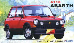 Fujimi A112 Abarth