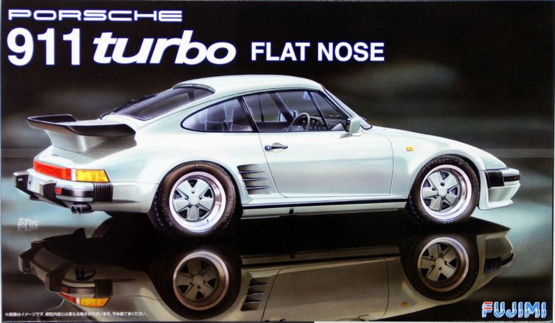 Fujimi Porsche 911 Flat Nose