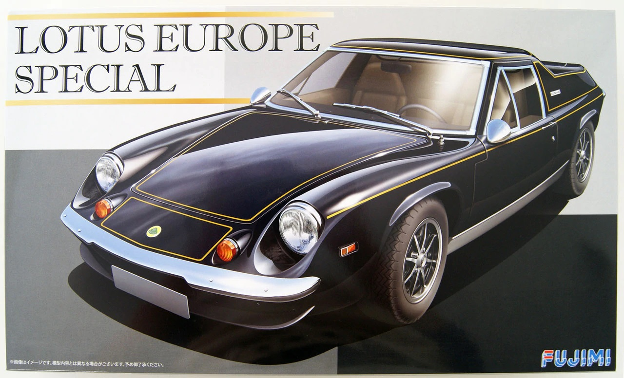 Fujimi Lotus Europa Special