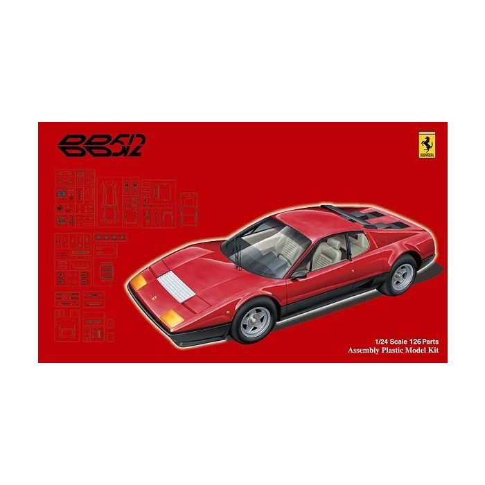 Fujimi 512BB/BBi w/Window Frame Masking Seal