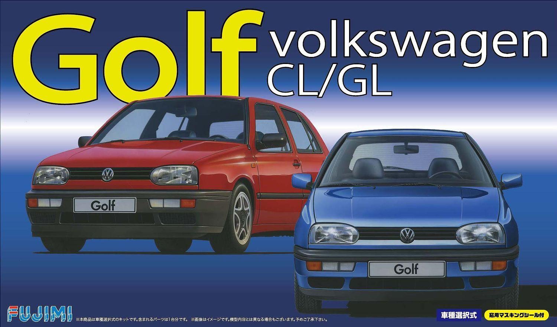 Fujimi Volkswagen Golf CL/GL