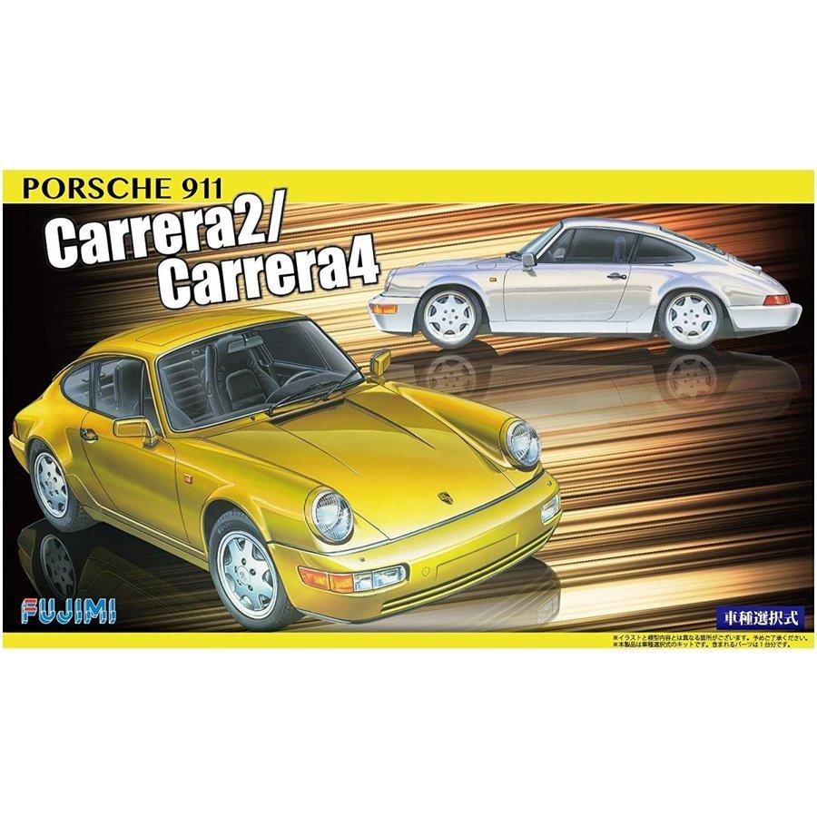 Fujimi Porsche 911 Carrera 2/Carrera 4