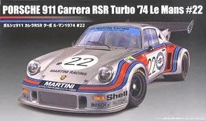 Fujimi 1/24 Porsche 911 Carrera RSR Turbo Le Mans 1974 #22