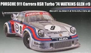 Fujimi 1/24 Porsche 911 Carrera RSR Turbo Watkins Glen 1974 #9