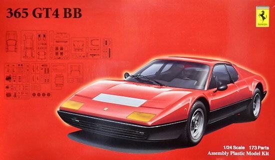 Fujimi Ferrari 365GT4/BB