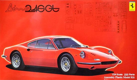 Fujimi Ferrari Dino 246GT Early Production/Late Production