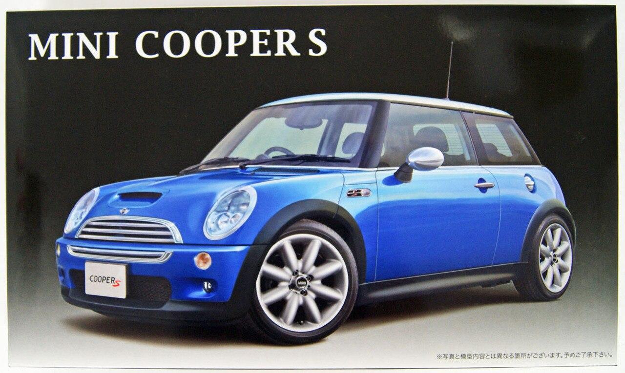 Fujimi Cooper S
