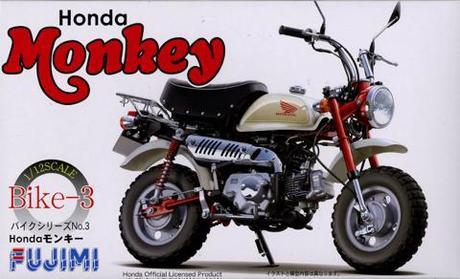 Fujimi 1/12 Honda Monkey