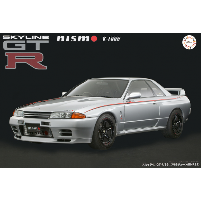 Fujimi Skyline GT-R `89 Nismo S Tune (BNR32)