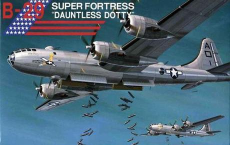 """Fujimi Boeing B-29 """"Enola Gay"""""""