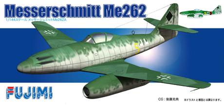 Fujimi Messerschmitt Me 262A
