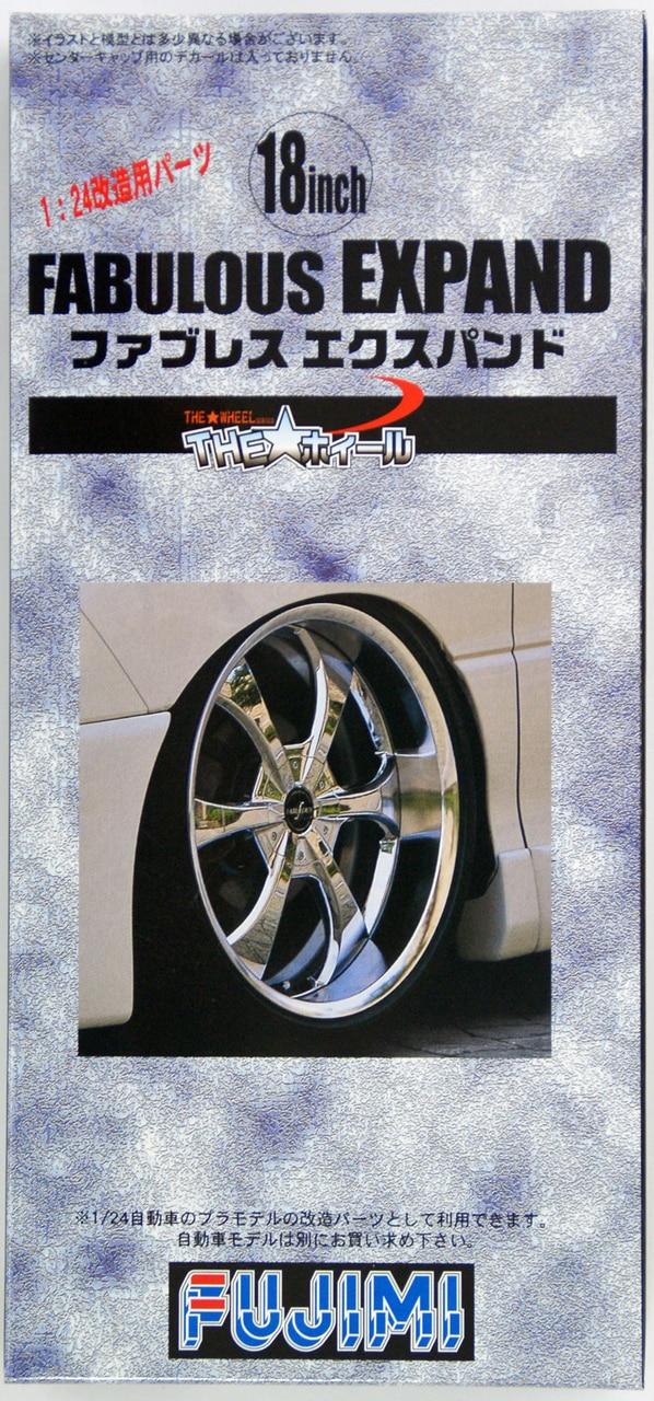 Fujimi 1/24 18 inch Fabulous Expand