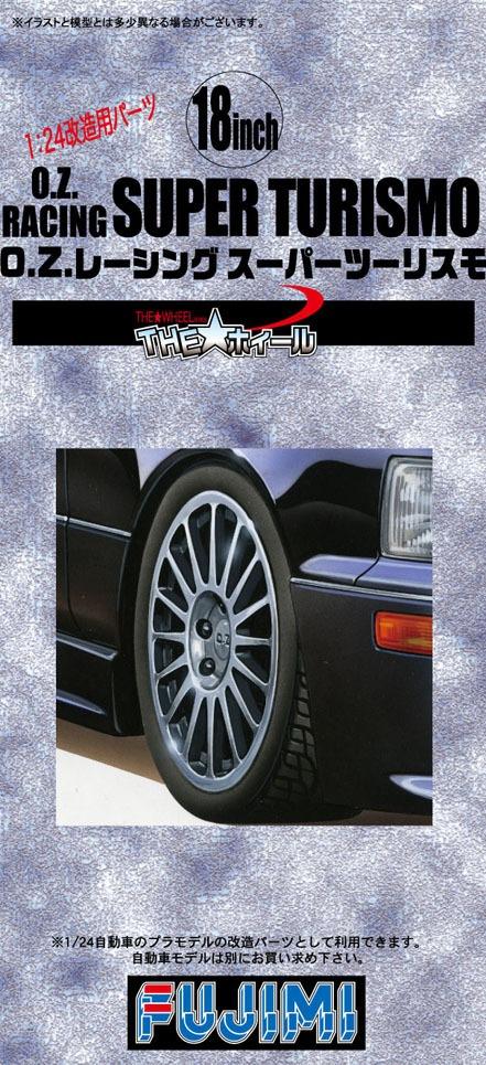 Fujimi 1/24 18 inch RG  Wheel