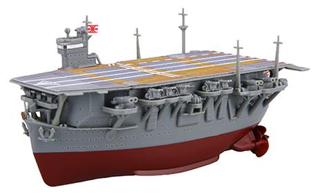 Fujimi Chibimaru Ship Soryu (Battle of Midway)