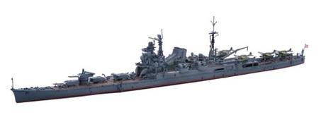 Fujimi 1/700 IJN Heavy Cruiser Tone (1944/Battle of Leyte Gulf)