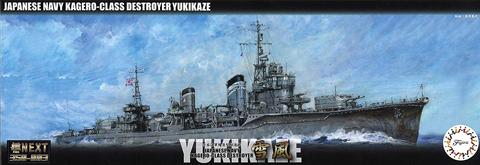 Fujimi 1/350 IJN Kagero-Class Destroyer Yukikaze