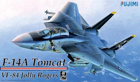 Fujimi F14-A Tomcat Jolly Rogers