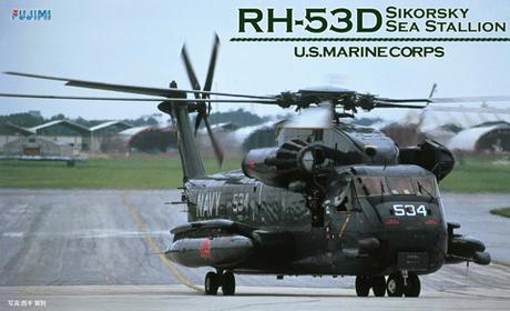 Fujimi Sikorsky RH-53D Sea Stallion
