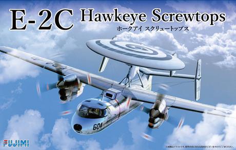 Fujimi E-2C Hawkeye Screw Top