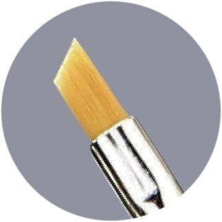 GodHand Brushwork Short Grip Brush - Oblique Brush S