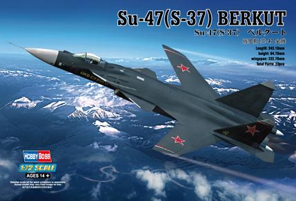 Hobby Boss Sukhoi SU-47 (s-37) Berkut