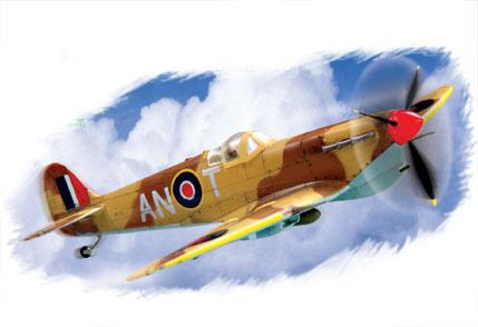 "Hobby Boss 1/72 ""Spitfire"" MK.Vb/Trop"