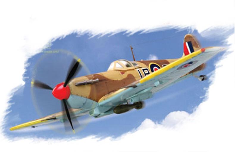 Hobby Boss 1/72 Spitfire MK.Vb TROP