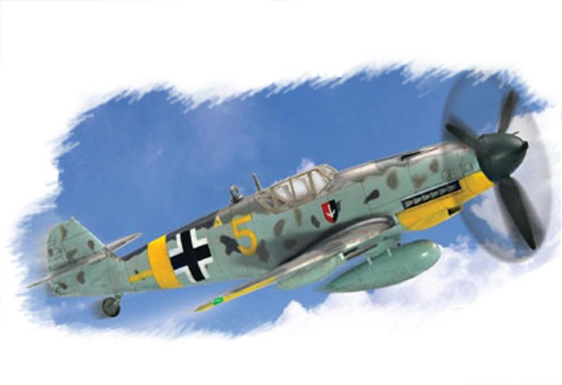 Hobby Boss 1/72 Bf109 G-2