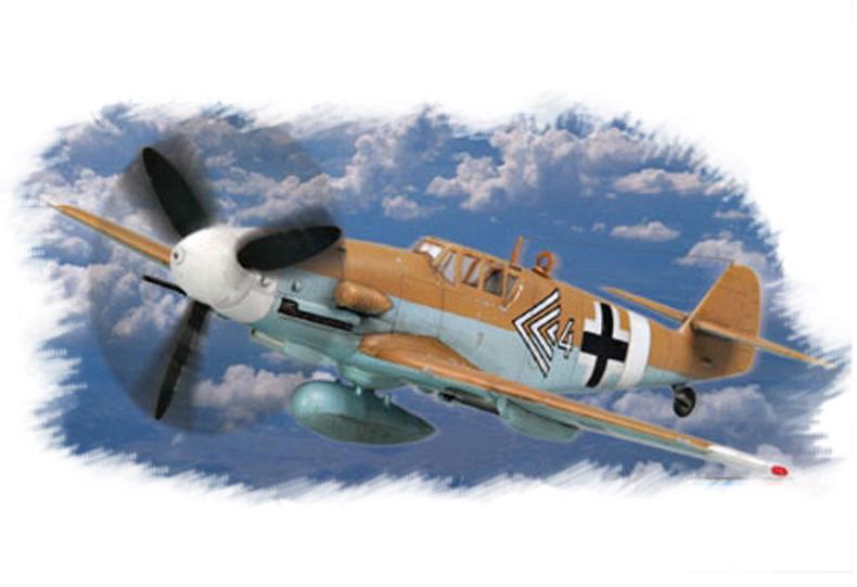 Hobby Boss 1/72 Bf109 G-2 TROP