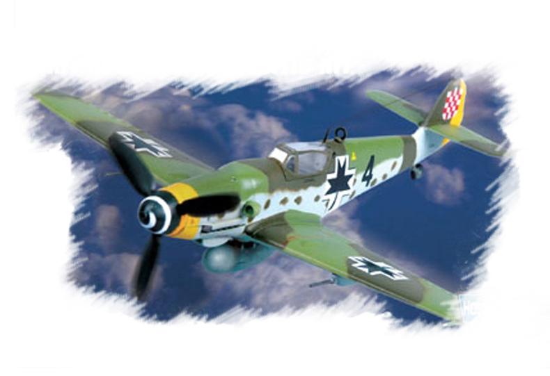 Hobby Boss 1/72 Bf109 G-10